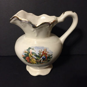 "Other - Vintage George & Martha 5"" Pitcher"
